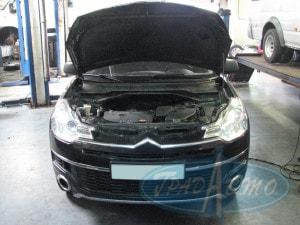 ремонт авто ситроен