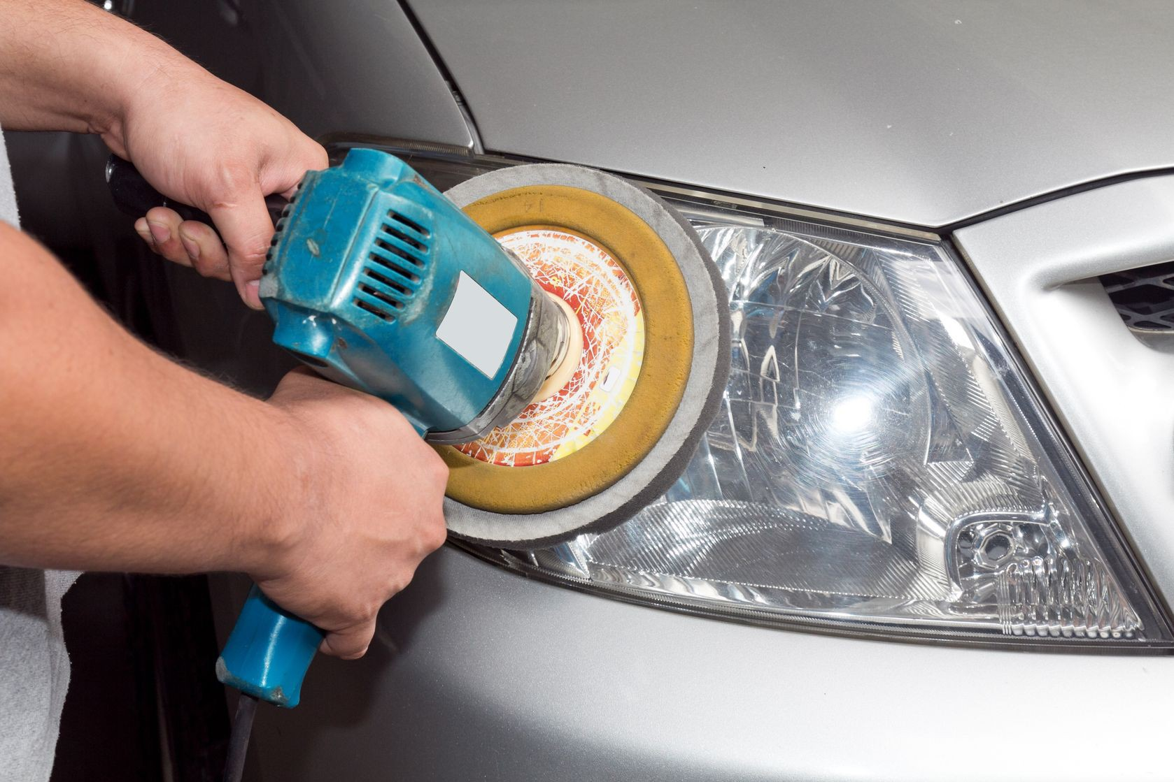 Косметический ремонт автомобиля своими руками