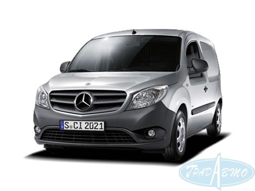 ремонт Mercedes Benz Citain в автосервисе Град Авто